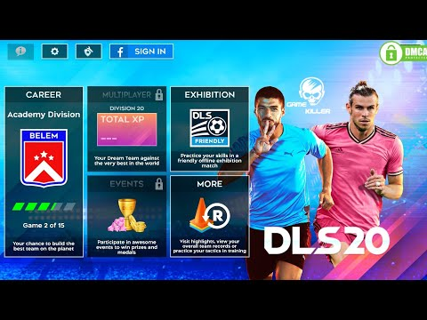 🎮Dream League Soccer 2020🎮 Official GAMEPLAY FIRST LOOK! All New Features DLS20