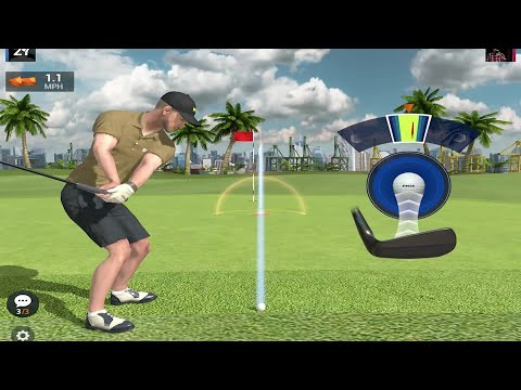 Golf King - World Tour Android / iOS Gameplay #DroidCheatGaming