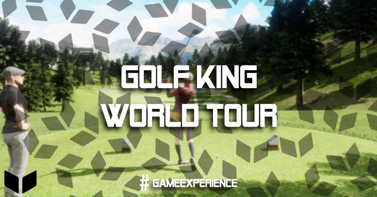 golf king world tour pros & coins featured image
