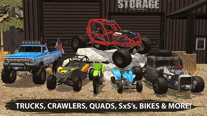 Offroad Outlaws slider img 1