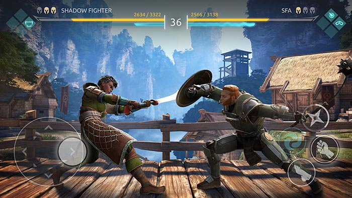 Shadow Fight Arena slider img 1