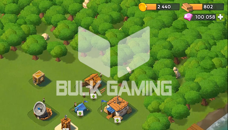 How to cheat in Boom Beach game